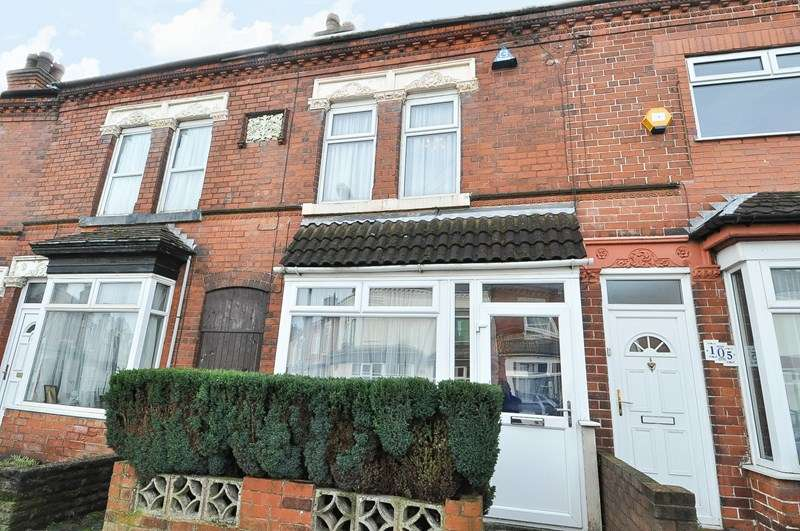 3 Bedrooms Terraced House for sale in Frances Road, Cotteridge, Birmingham