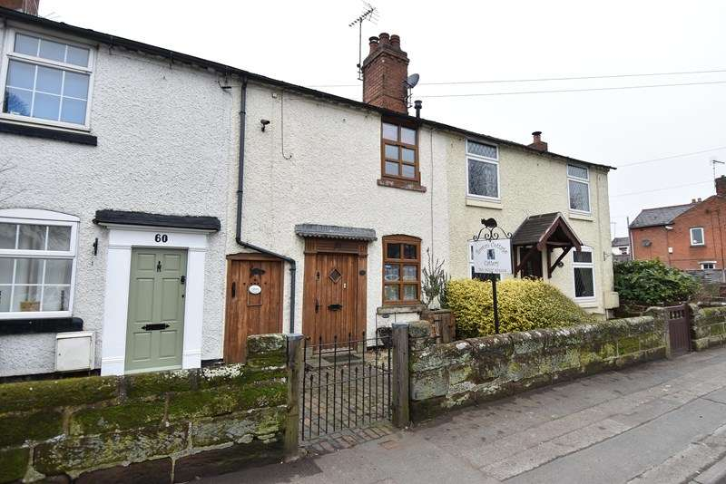 2 Bedrooms Terraced House for sale in Hanbury Road, Bromsgrove