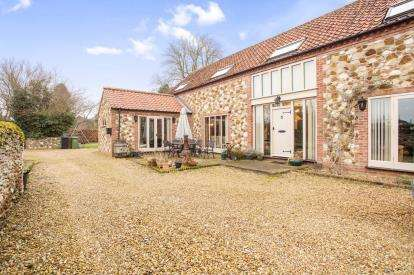 4 Bedrooms Barn Conversion Character Property for sale in Grimston, King's Lynn, Norfolk