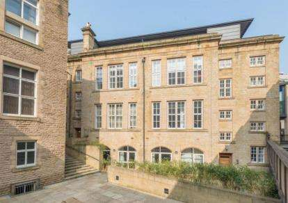 2 Bedrooms Flat for sale in Bow House, 19 Holly Street, Sheffield, South Yorkshire