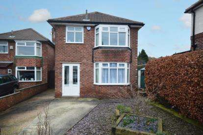 3 Bedrooms Detached House for sale in Swanbourne Road, Sheffield, South Yorkshire