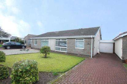 2 Bedrooms Bungalow for sale in Holly Avenue, Milton Of Campsie, Glasgow, East Dunbartonshire