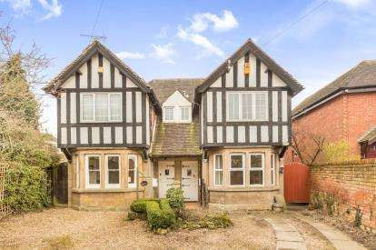 3 Bedrooms Semi Detached House for sale in Warwick Road, Leek Wootton, Warwick, .