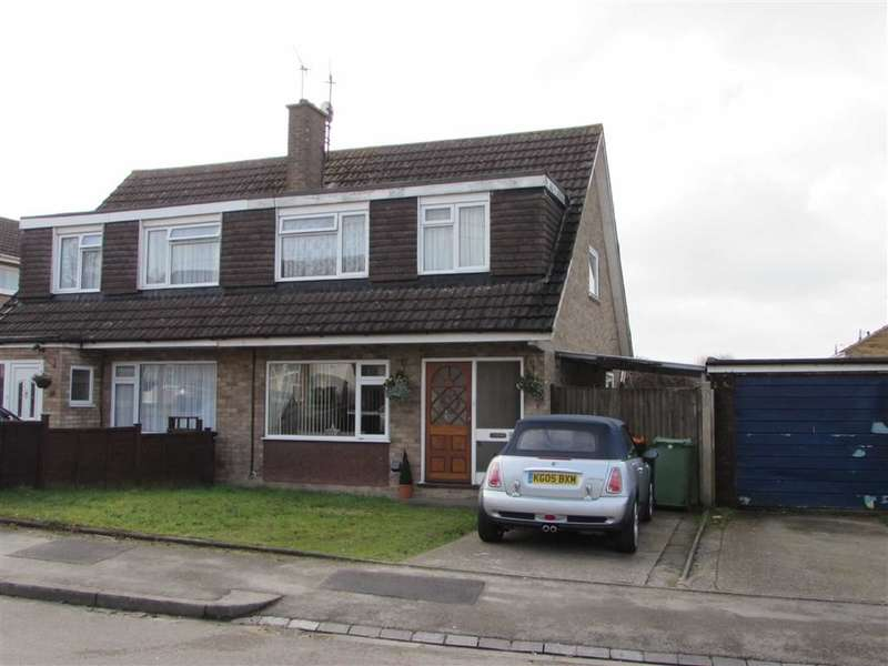 3 Bedrooms Property for sale in Chichester Close, Dunstable, Bedfordshire, LU5