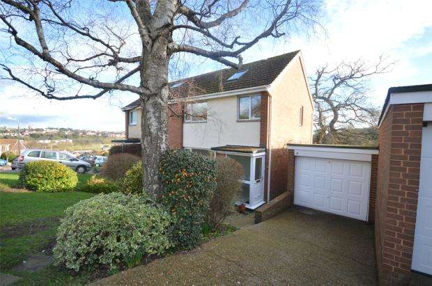 4 Bedrooms Semi Detached House for sale in Truro Drive, Exeter, Devon