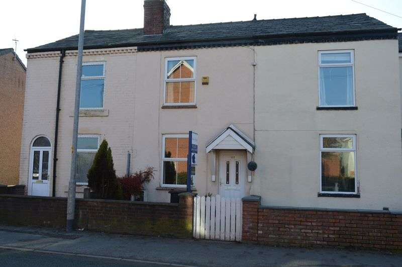 2 Bedrooms Terraced House for sale in Lowton Road, Golborne, WA3 3HT