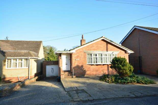 3 Bedrooms Detached Bungalow for sale in Romsey