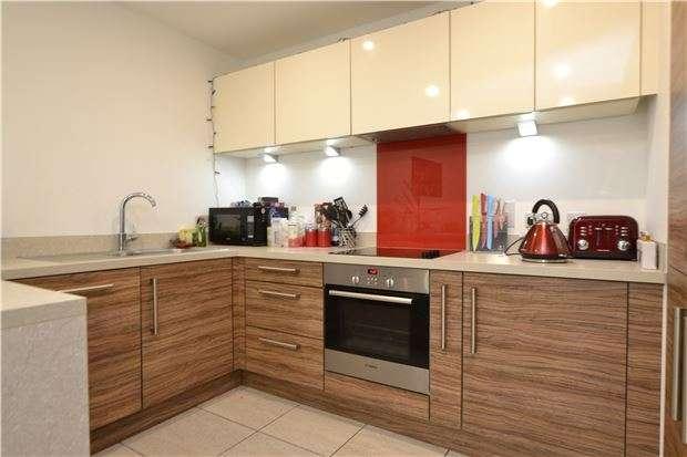 2 Bedrooms Flat for sale in Invicta, Millennium Promenade, Bristol, BS1 5SW
