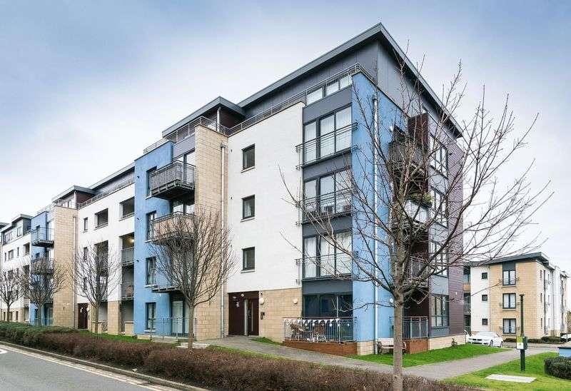 2 Bedrooms Flat for sale in 5/3 East Pilton Farm Avenue, Fettes, Edinburgh, EH5 2QE