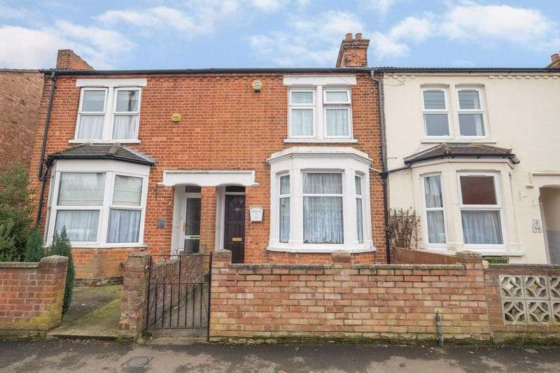 3 Bedrooms Terraced House for sale in Winifred Road, Bedford