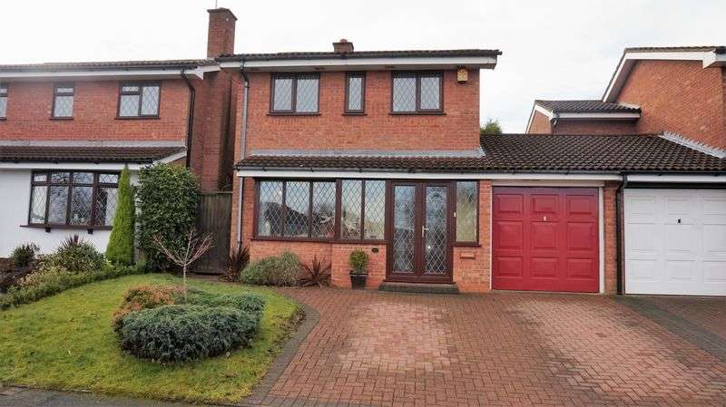 3 Bedrooms Detached House for sale in Rea Valley Drive, Birmingham