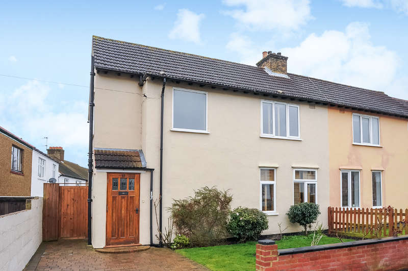 3 Bedrooms Semi Detached House for sale in Ferguson Avenue, Surbiton