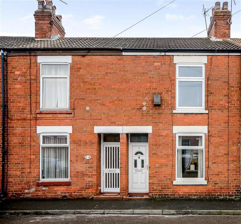3 Bedrooms Terraced House for sale in York Street, Selby, YO8 4AJ