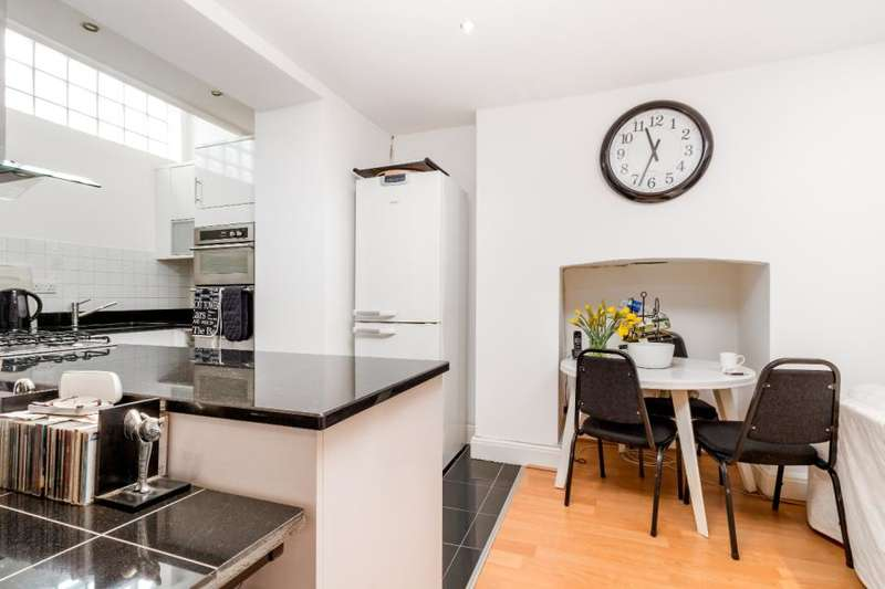 2 Bedrooms Flat for sale in Liverpool Road, Islington N1