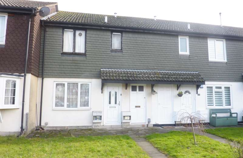 1 Bedroom Ground Flat for sale in Celandine Drive , Thamesmead, London, SE28 8EP