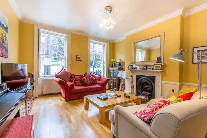 3 Bedrooms Flat for sale in Blandford Street, Marylebone, W1U