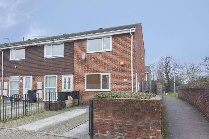 2 Bedrooms Terraced House for sale in Armstrong Close, Newport