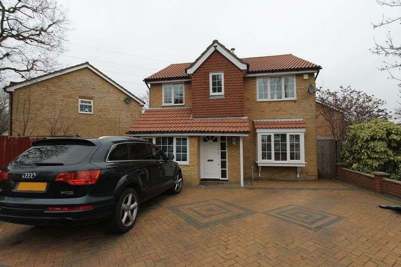 5 Bedrooms Detached House for sale in Chelsea Close, Worcester Park