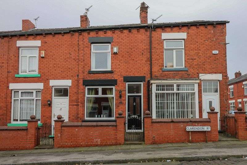 2 Bedrooms Terraced House for sale in Clarendon Road, Bolton