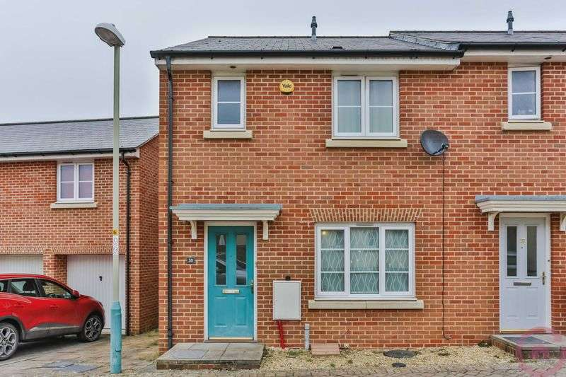 3 Bedrooms Semi Detached House for sale in Kempley Close, Cheltenham