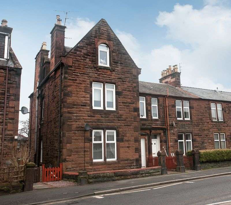 2 Bedrooms Property for sale in Annan Road, Dumfries