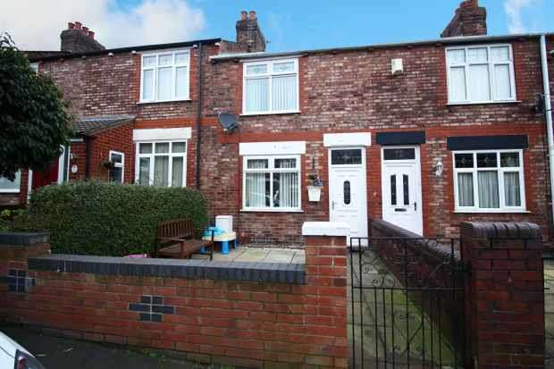 2 Bedrooms Terraced House for sale in Roby Street, St Helens, Merseyside, WA10 3JF