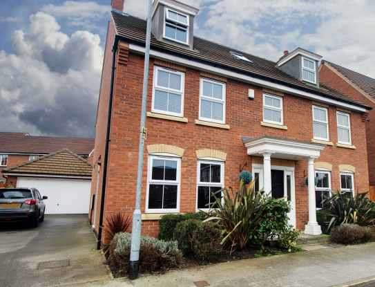5 Bedrooms Detached House for sale in Millias Close, Brough, North Humberside, HU15 1GP