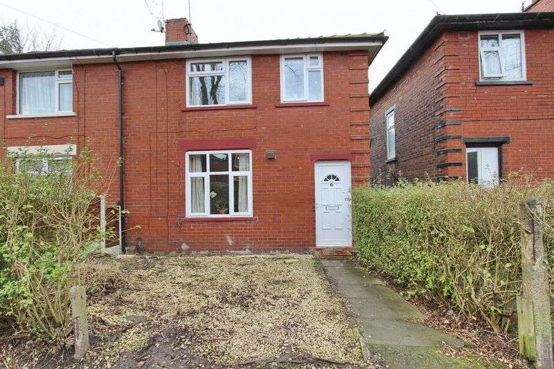 3 Bedrooms Terraced House for sale in Connaught Avenue, Whitefield, Manchester
