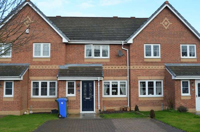 3 Bedrooms Terraced House for sale in Linnets Park, Runcorn