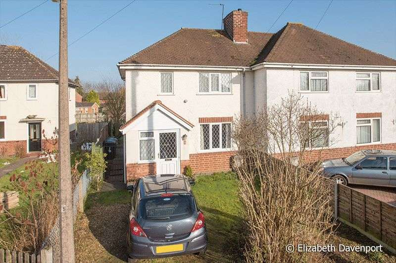 2 Bedrooms Semi Detached House for sale in Kelseys Close, Wolston