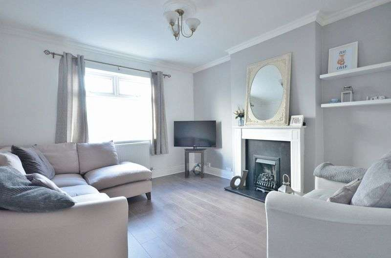 2 Bedrooms Terraced House for sale in Meadow View, Whitehaven
