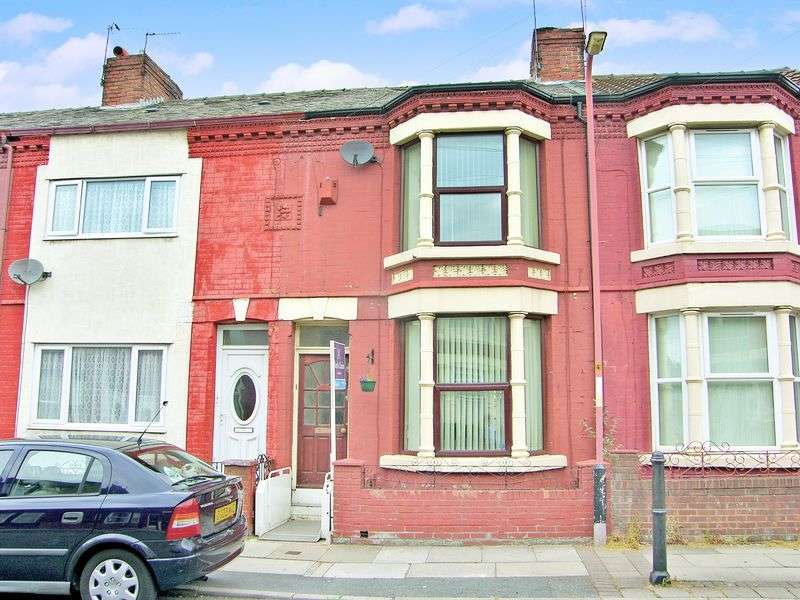3 Bedrooms Terraced House for sale in Croxteth Road, Bootle, Liverpool, L20