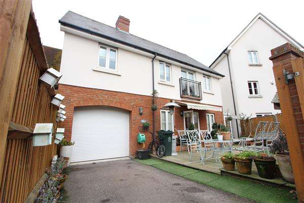 3 Bedrooms Detached House for sale in Watermans Way, Ingress Park, Greenhithe