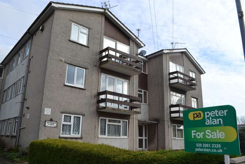 2 Bedrooms Ground Flat for sale in Glan Y Nant Road, Cardiff