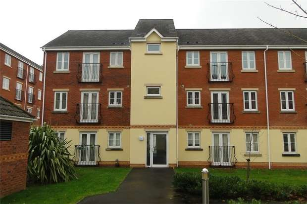 1 Bedroom Flat for sale in Rowsby Court, Pontprennau, Cardiff, Cardiff