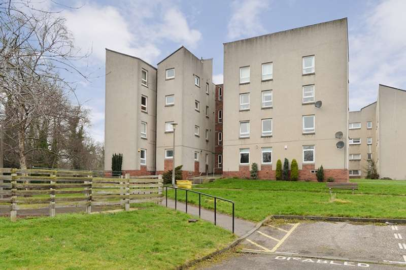 2 Bedrooms Flat for sale in Kingsknowe Court, Edinburgh, EH14 2JS