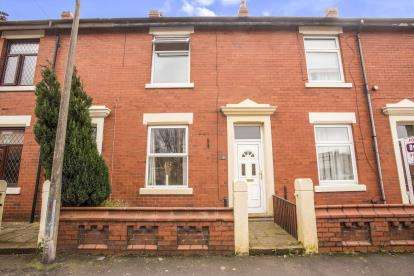 3 Bedrooms Terraced House for sale in Cowling Lane, Leyland, Lancashire, ., PR25