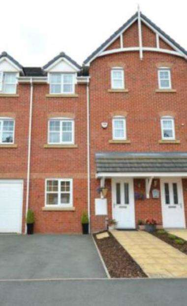 5 Bedrooms Town House for sale in Iona Crescent, Widnes, Cheshire, WA8