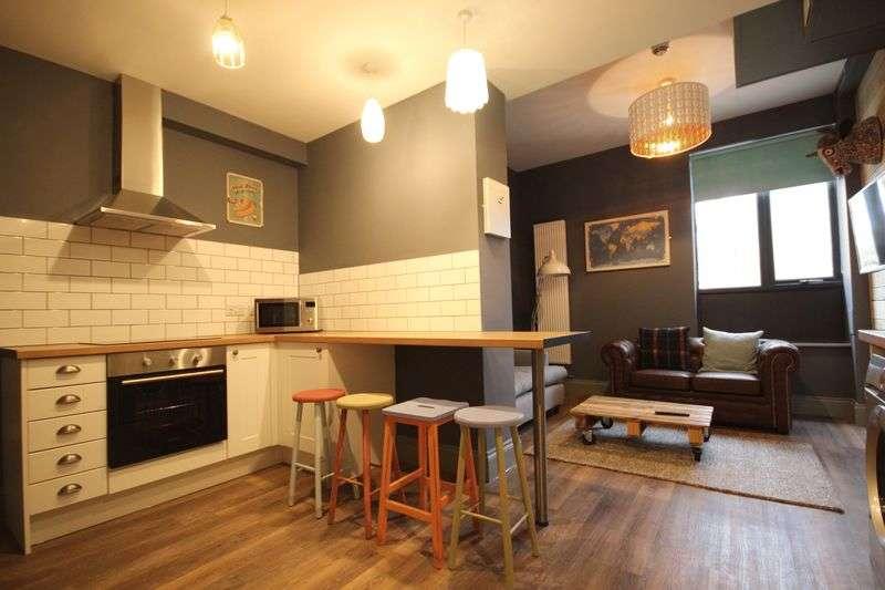 4 Bedrooms Flat for rent in Headingley, Leeds