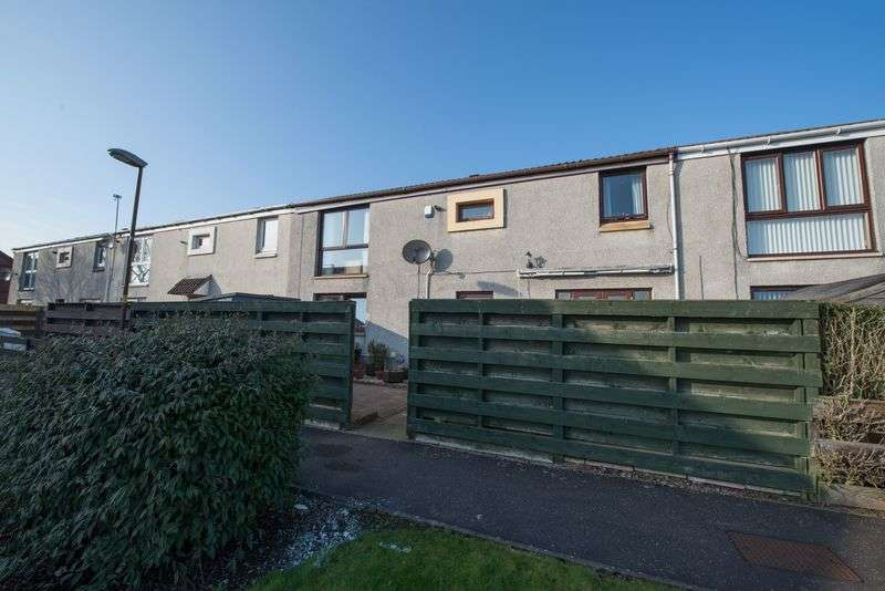 3 Bedrooms Terraced House for sale in Pentland Park, Craigshill, Livingston EH54 5NR