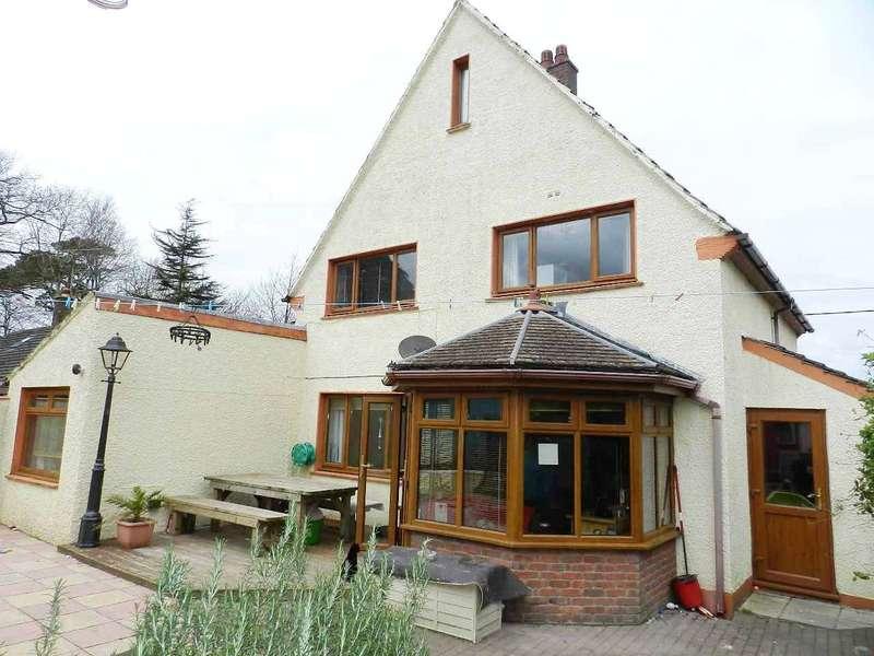 5 Bedrooms Detached House for sale in Merlins Avenue, Haverfordwest, Pembrokeshire