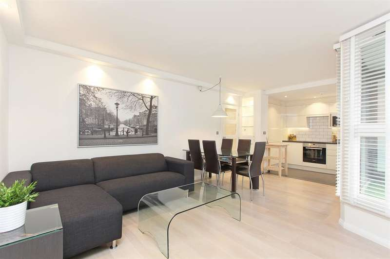 2 Bedrooms Flat for sale in Masterman House, Camberwell, SE5