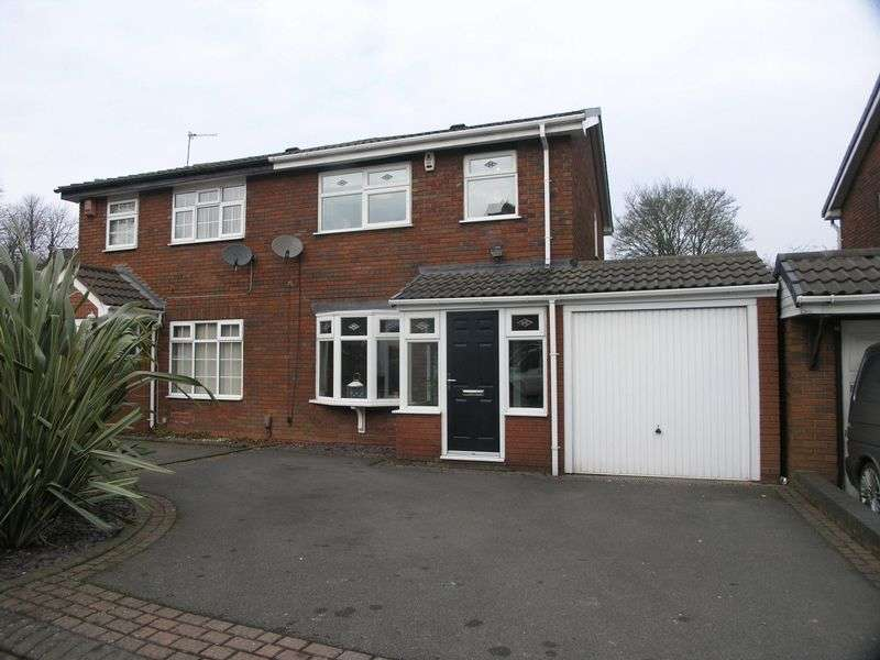 3 Bedrooms Semi Detached House for sale in Gate Street, Dudley