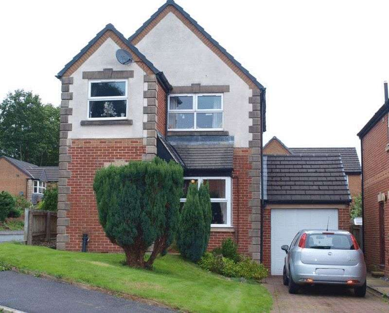 4 Bedrooms Detached House for sale in Reddyshore Brow, Littleborough, OL15 9PF