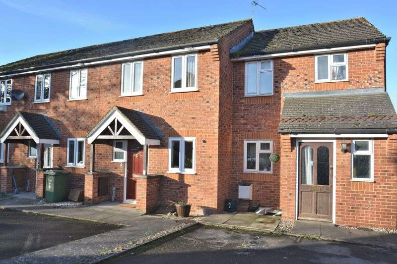 2 Bedrooms Terraced House for sale in Quantock View, Didcot