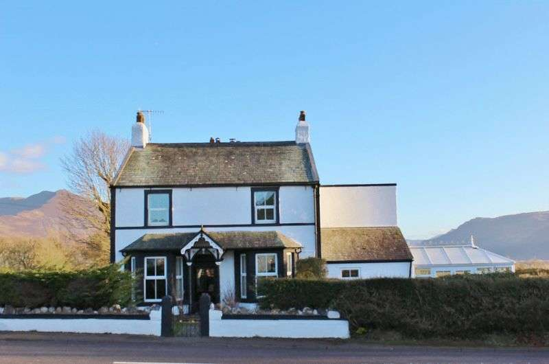 4 Bedrooms Semi Detached House for sale in Rocklyn, Bassenthwaite