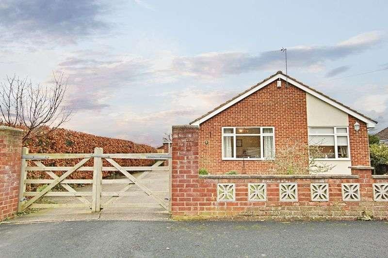 3 Bedrooms Detached Bungalow for sale in Oak Close, Sproatley