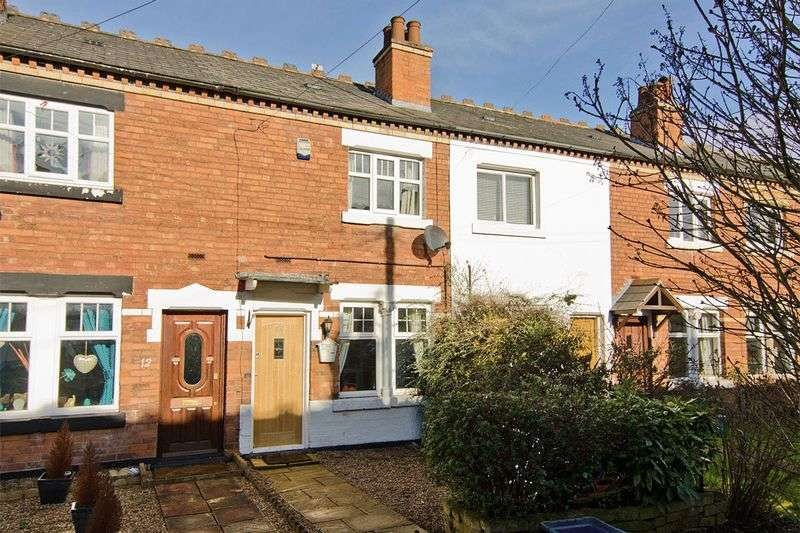 2 Bedrooms Terraced House for sale in Riland Avenue, Sutton Coldfield