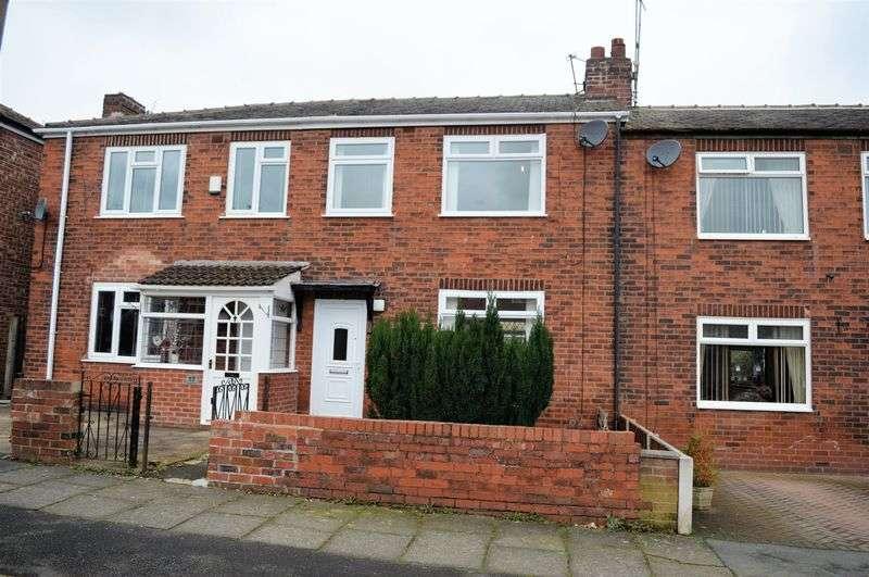3 Bedrooms Terraced House for sale in Jubilee Avenue, Dukinfield