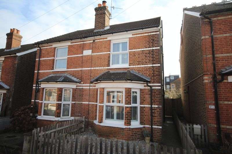 4 Bedrooms Semi Detached House for sale in Chichester Road, Tonbridge